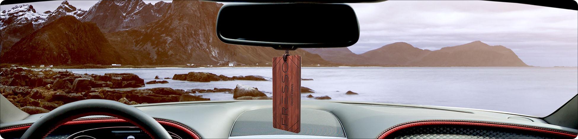 Zawieszka drewniana Fresso